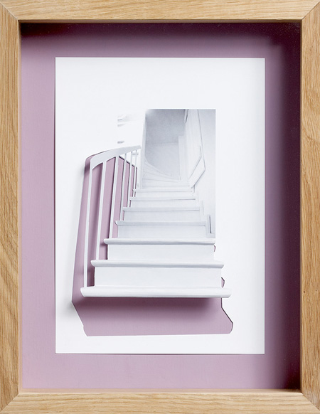 Paper Staircase