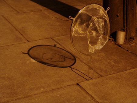 Unidentified Suspects by Isaac Cordal