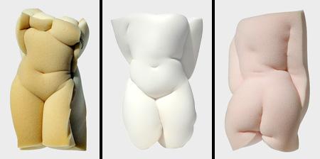 Sponge Sculptures