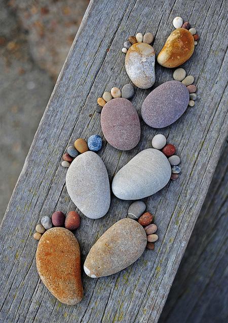 Rock Footprints