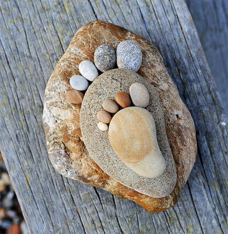 Rock Footprint