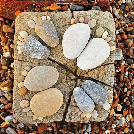 Creative Footprints