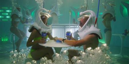 Underwater Bar
