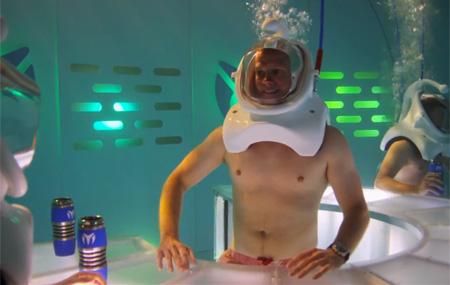 TechnoMarine Underwater Nightclub