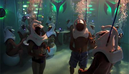 Underwater Nightclub in New York
