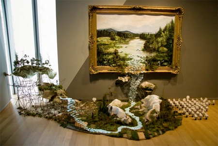 3D Painting by Gregory Euclide