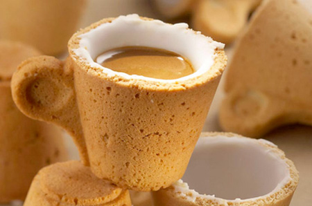 Edible Cookie Cup