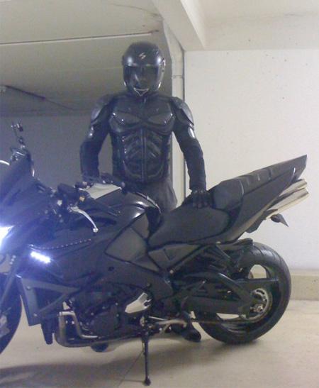 Dark Knight Replica Suit