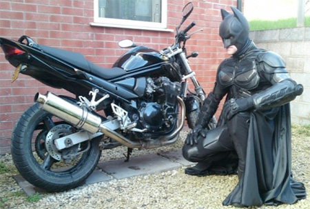 Batman Replica Suit