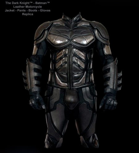 Dark Knight Batman Motorcycle Suit