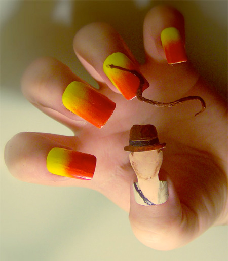 Indiana Jones Nails