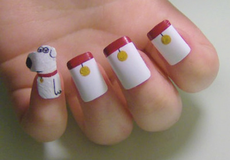 Brian Griffin Nails