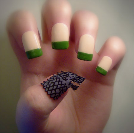 Game of Thrones Nails