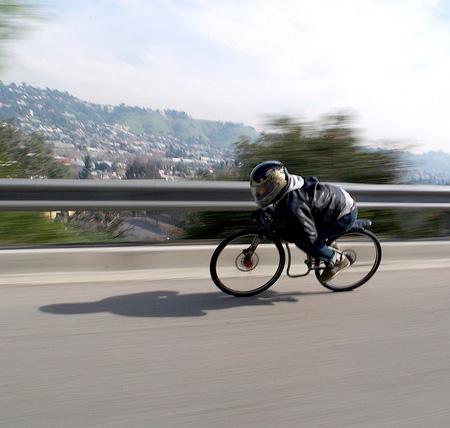 MLS Gravity Bike by Jeff Tiedeken