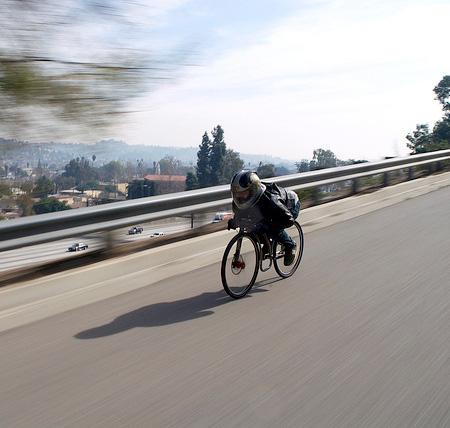Gravity Bicycle by Jeff Tiedeken