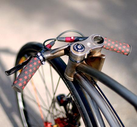 MLS Gravity Bicycle by Jeff Tiedeken
