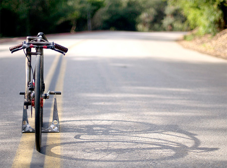 Speed Bike by Jeff Tiedeken