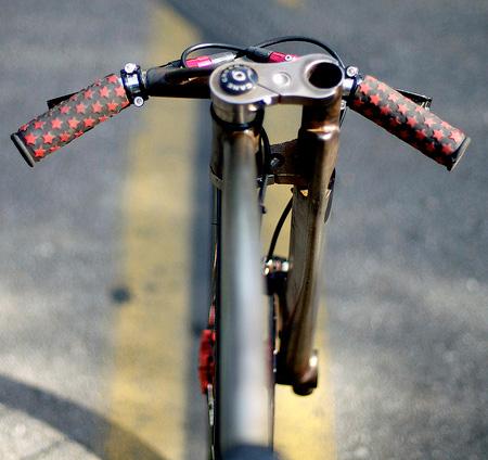 Speed Bicycle by Jeff Tiedeken