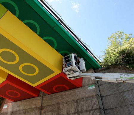 LEGO Railway Bridge