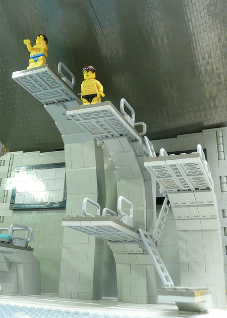 LEGO Aquatic Centre