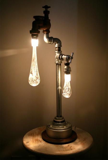 Liquid Lights by Tanya Clarke