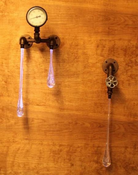 Liquid Lamps by Tanya Clarke