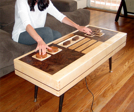 Nintendo Controller Table