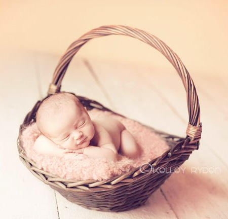 Sleeping Baby by Tracy Raver