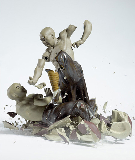 Dropped Figurine