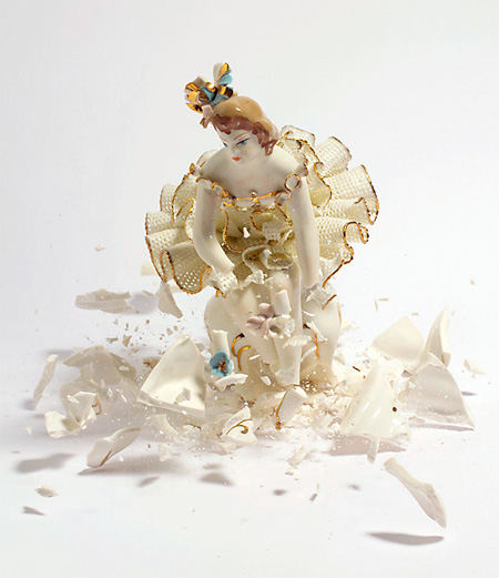 Shattered Figurine