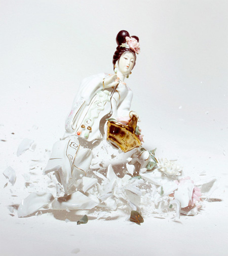 Porcelain Figurines by Martin Klimas