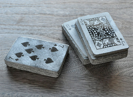 Stone Cards