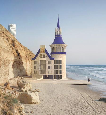 Unique Architecture by Victor Enrich