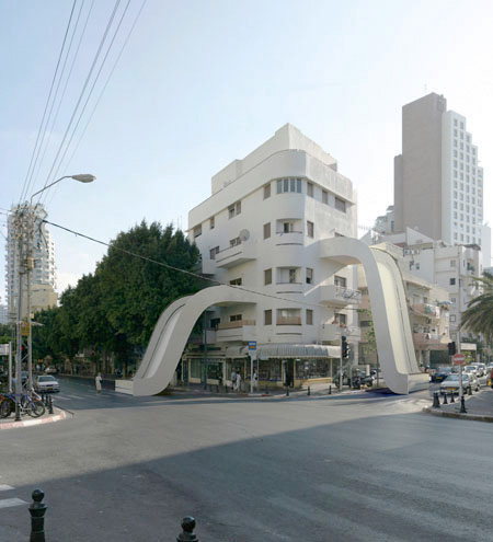 Contemporary Architecture by Victor Enrich