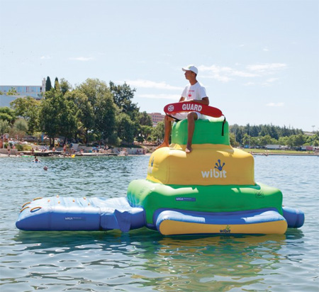 Inflatable Life Guard