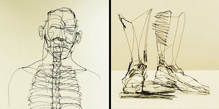 Wire Sketches