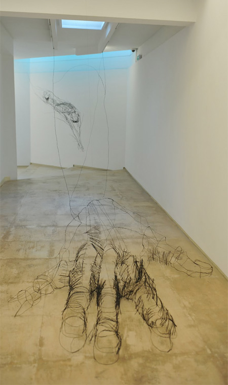 Wire Drawings