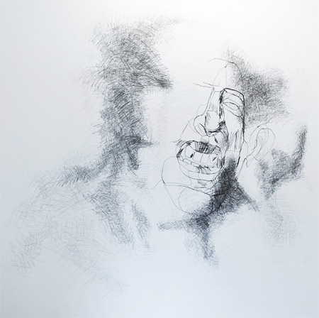 Wire Drawings by David Oliveira