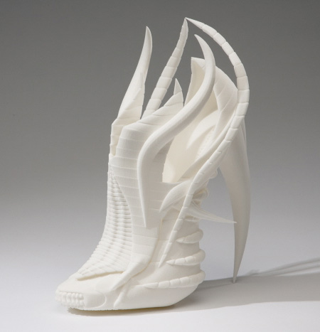 Printed Shoes by Janina Alleyne