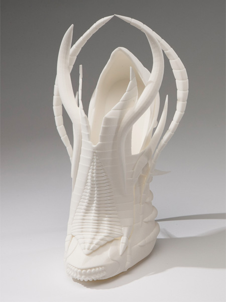 3D Shoes by Janina Alleyne