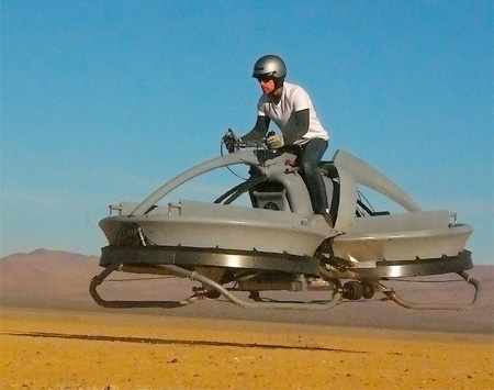 Aerofex Hovercraft