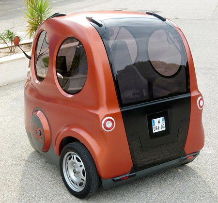 MDI Air Powered Car