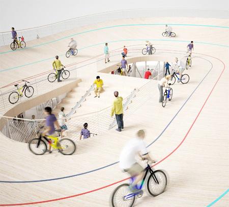 Bike Club by NL Architects
