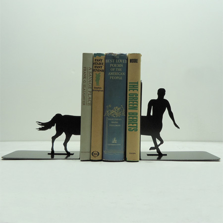Centaur Bookends