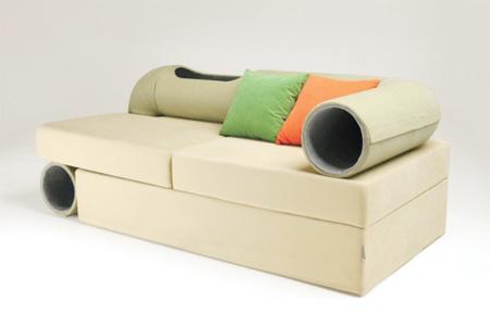 Cat Sofa by Seungji Mun