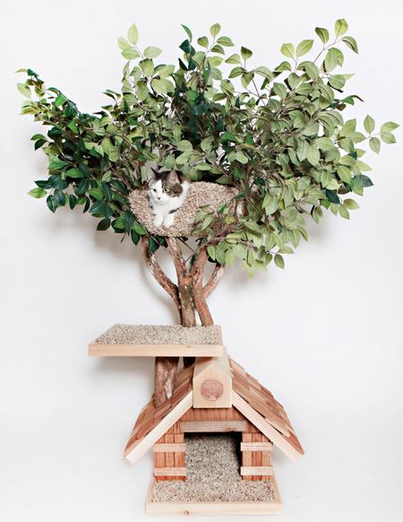 Tree Houses for Pets