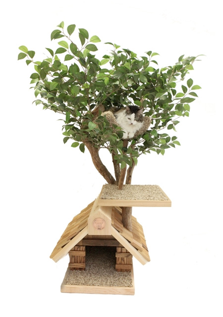 Pet Treehouses