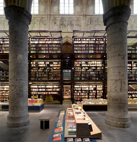 Church Converted into Library