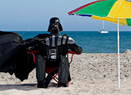 Darth Vader Summer Vacation