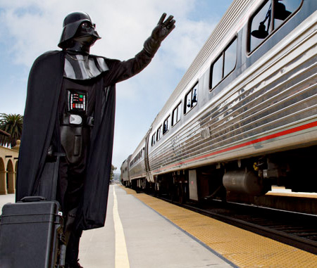 Darth Vader by Nick Presniakov